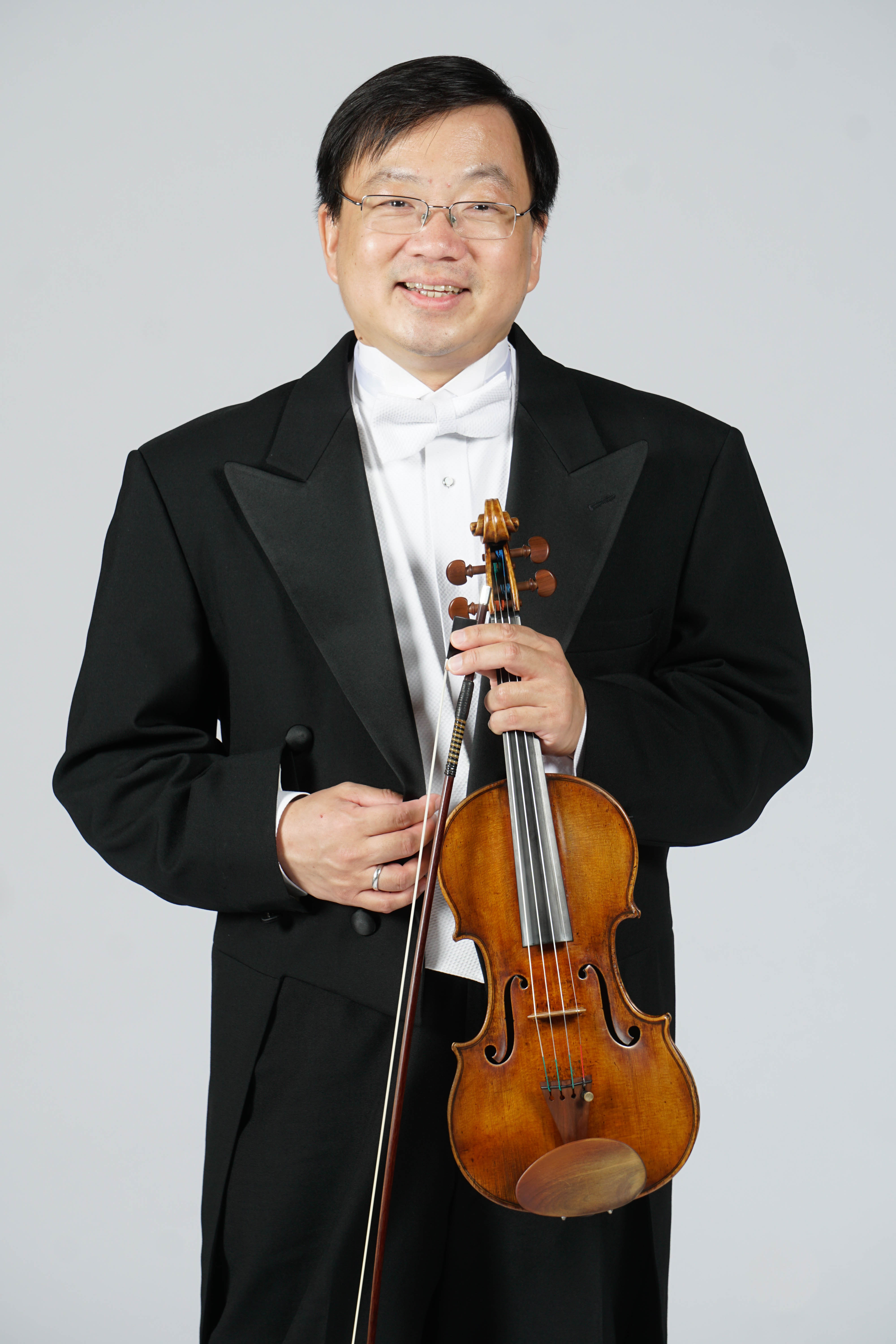 Michael Shih, Concertmaster